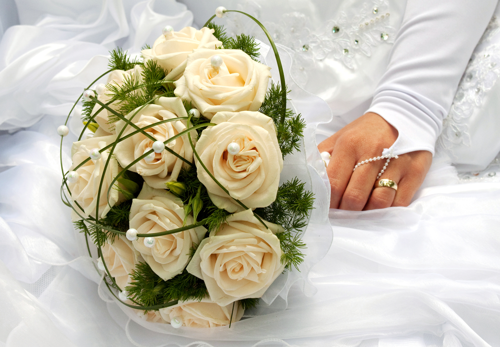 Rose Wedding Flower Packages